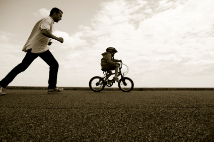 Yoga: Como montar bicicleta