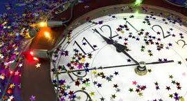 ¿Año nuevo? O sólo una marca en el tiempo…